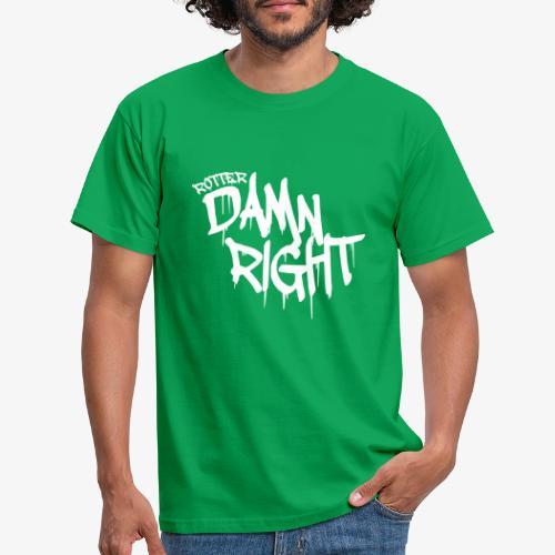 Rotterdamnright - Mannen T-shirt