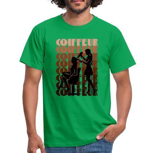 Coiffeur - Männer T-Shirt