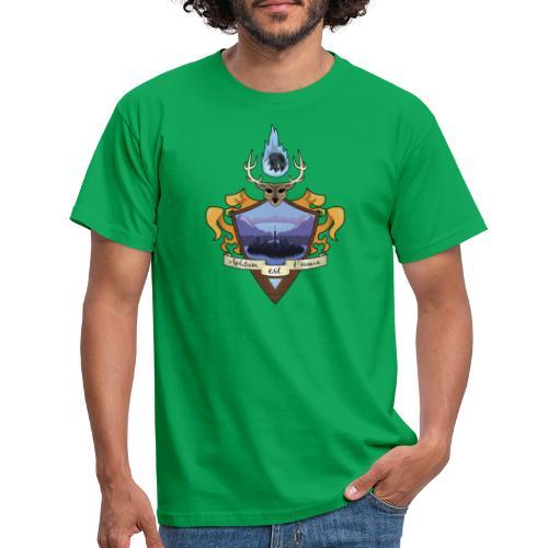 EMBLEMA EL BORRAO - Camiseta hombre