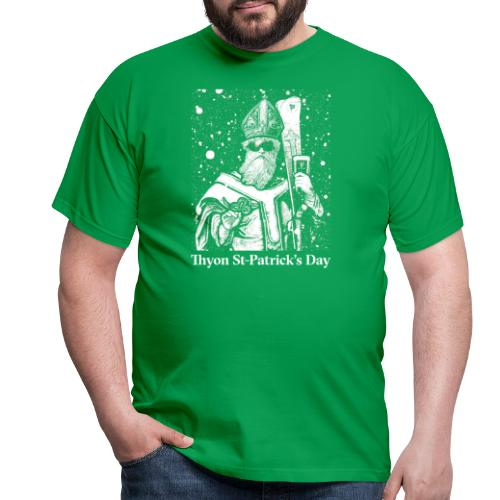 Thyon St-Patrick's Day - T-shirt Homme
