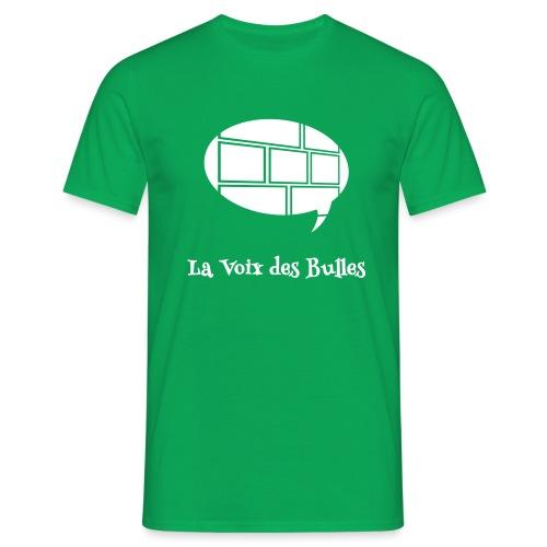La Voix des Bulles (2016) - T-shirt Homme