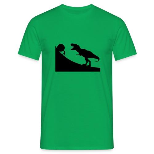 ohne - Männer T-Shirt