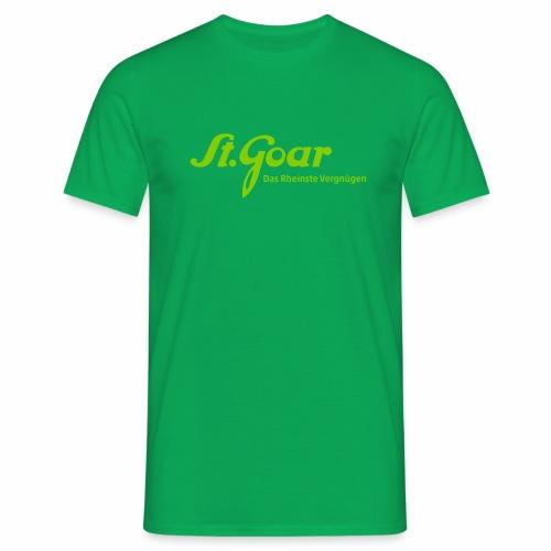St. Goar – Das Rheinste Vergnügen - Männer T-Shirt