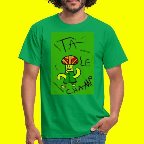 Ta Le Champ - T-shirt Homme