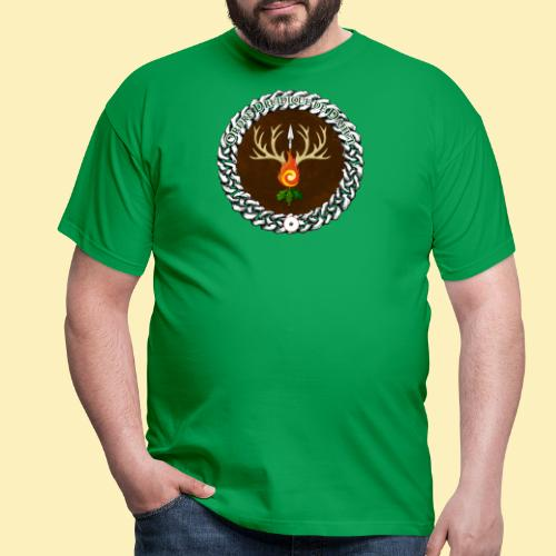 Médaillon de Neved - T-shirt Homme