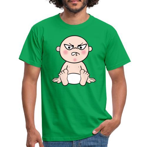 Böses Baby - Männer T-Shirt