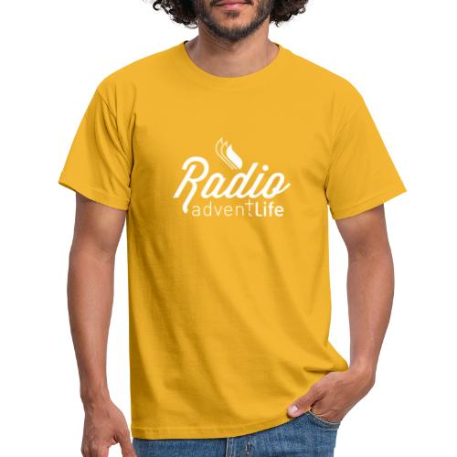 LOGO RADIO HD - T-shirt Homme