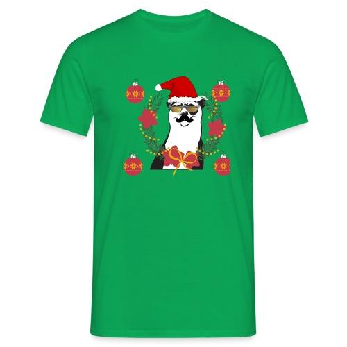 Ours de noël - T-shirt Homme
