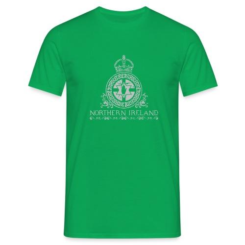 Northern Ireland arms - Men's T-Shirt