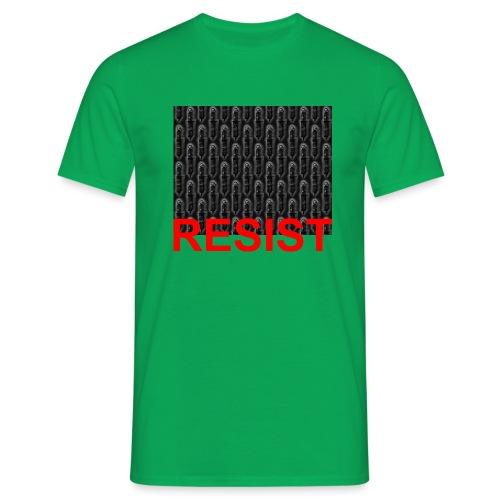 Resist 21.1 - Männer T-Shirt