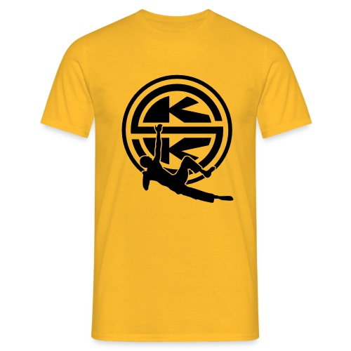 SKK_shield - T-shirt herr