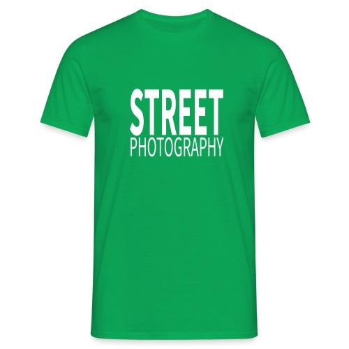 Street Photography T Shirt - Maglietta da uomo