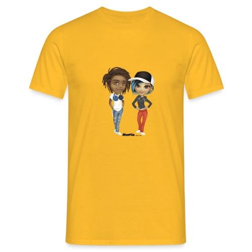 Maya & Noa - Mannen T-shirt