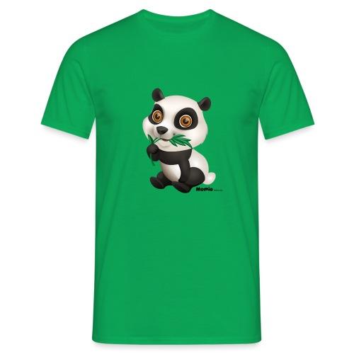 Panda - Mannen T-shirt