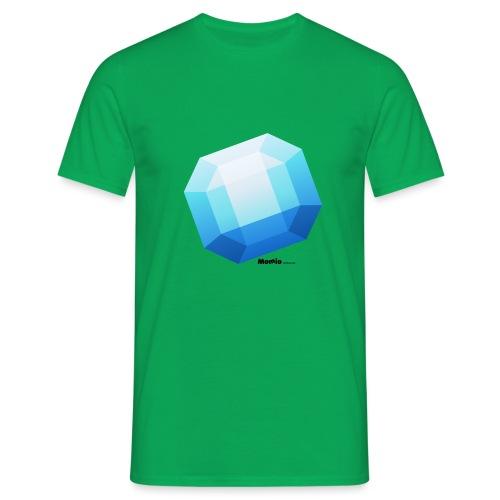 Saffier - Mannen T-shirt