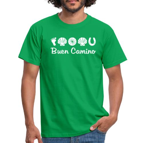 Buen_Camino_4 - Männer T-Shirt