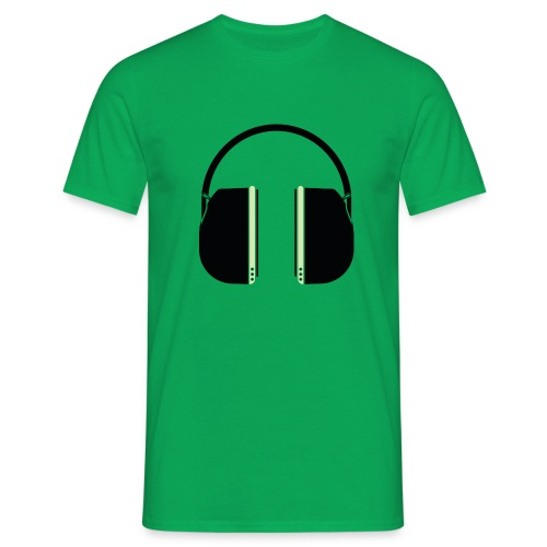 Don t Listen, Black and Green Tea. - T-shirt herr