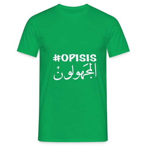 Stomme OPISIS2 - Men's T-Shirt