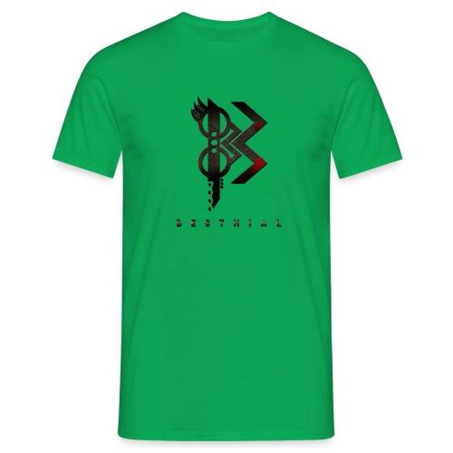 Viking Besthial Blanc - T-shirt Homme