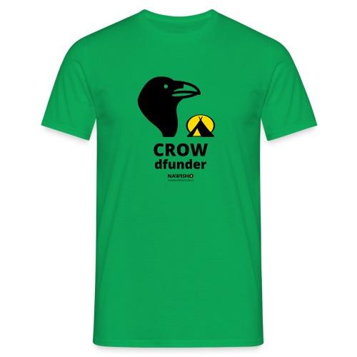 CROWdfunder2020 - Männer T-Shirt