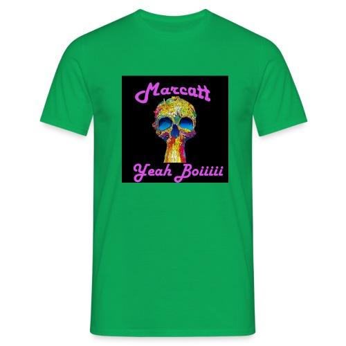 Marcatt - Yeah Boiiiiii - Men's T-Shirt