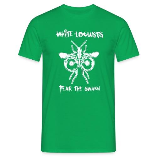 fear the swarm - Männer T-Shirt