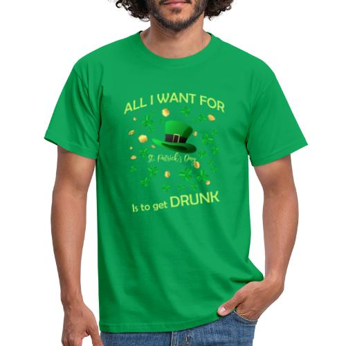st patrick s day shirts Fun - T-shirt Homme