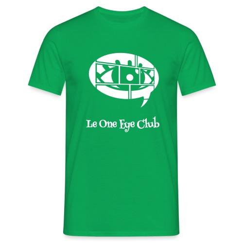 Le One Eye Club (2016) - T-shirt Homme