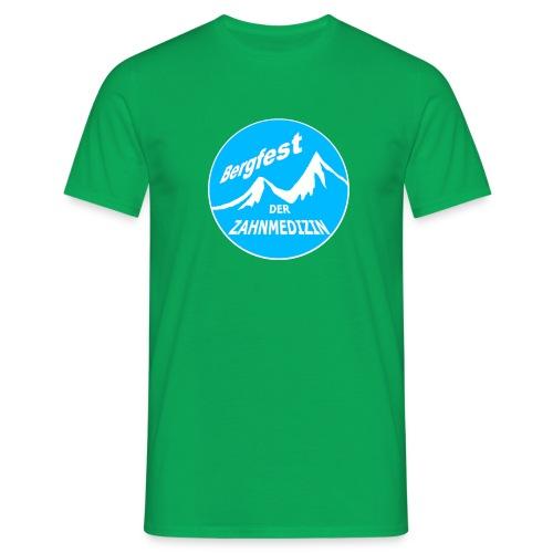 Bergfest der Zahnmedizin - Männer T-Shirt
