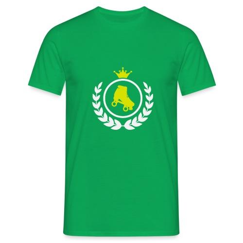 Skate Prinzessin - Männer T-Shirt