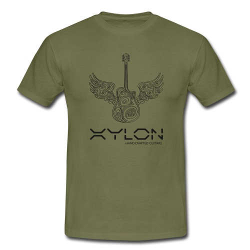 Xylon Guitars Premium T-shirt - Men's T-Shirt