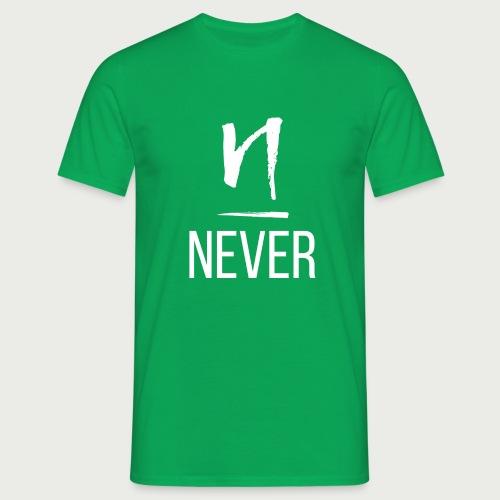 Never light - Men's T-Shirt