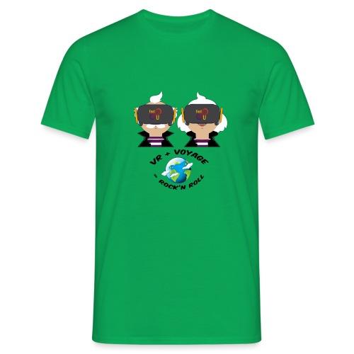VR Voyage & Rock'nRoll - T-shirt Homme