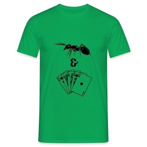 Ant & Deck - Men's T-Shirt
