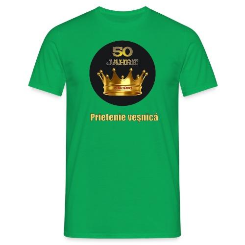 Logo Crown round png - Männer T-Shirt