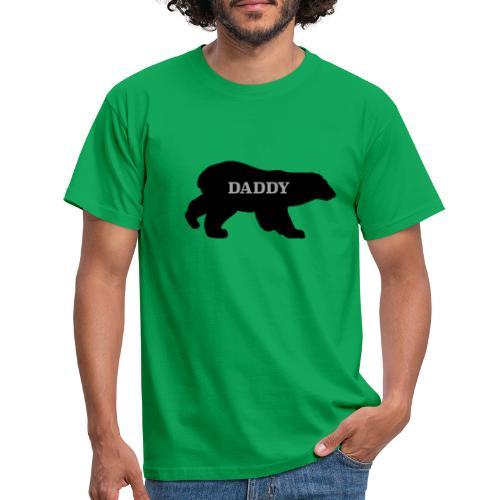 Daddy Bear - Men's T-Shirt
