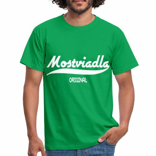 mostviertler svg - Männer T-Shirt
