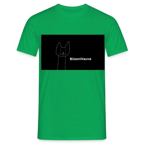 biisonivauva - Miesten t-paita