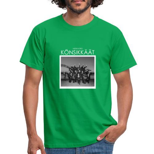 Könsikkäät - joulu saarella - Miesten t-paita