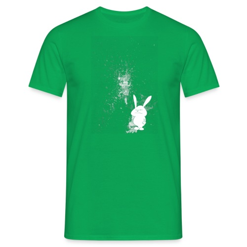 spatterbunny - Men's T-Shirt