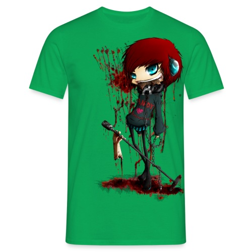 Menschenfleisch - Männer T-Shirt
