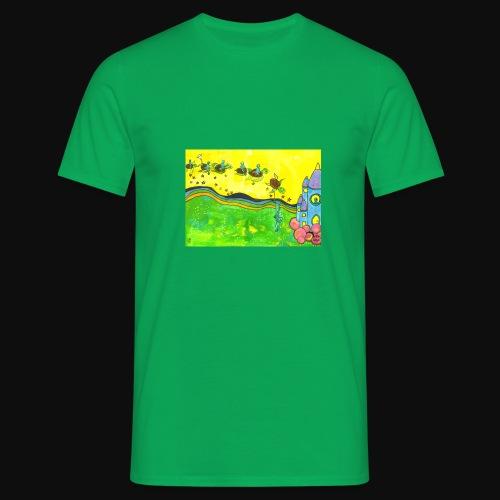 Tortue volante - T-shirt Homme