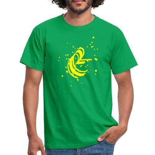 e - T-skjorte for menn