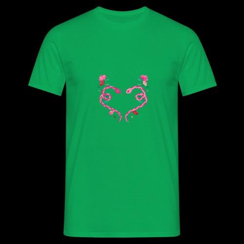 Coeur de serpents - T-shirt Homme
