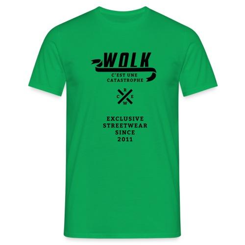 varsityx04 - Mannen T-shirt