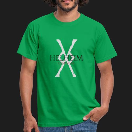HELHEIM gymwear basic - Camiseta hombre