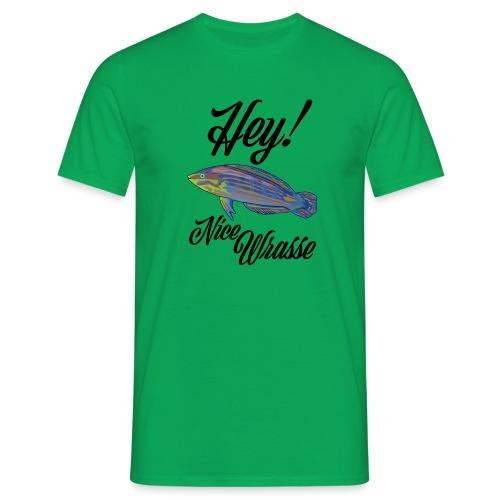 Nice Wrasse - Men's T-Shirt