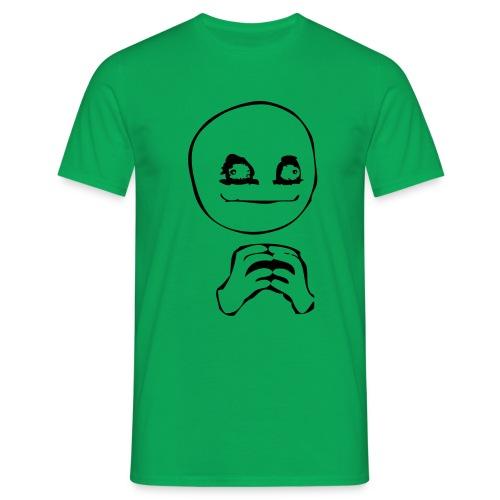 Indeed meme - Mannen T-shirt