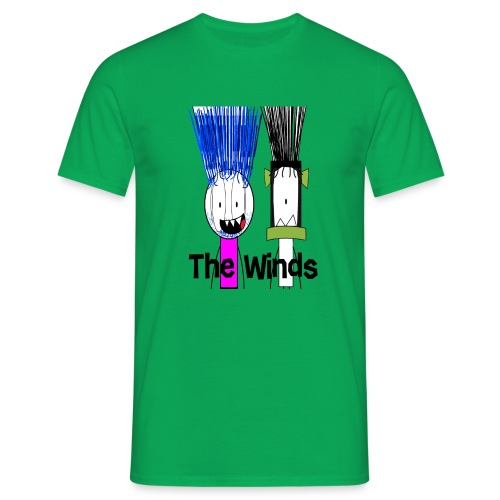 The Winds - Men's T-Shirt