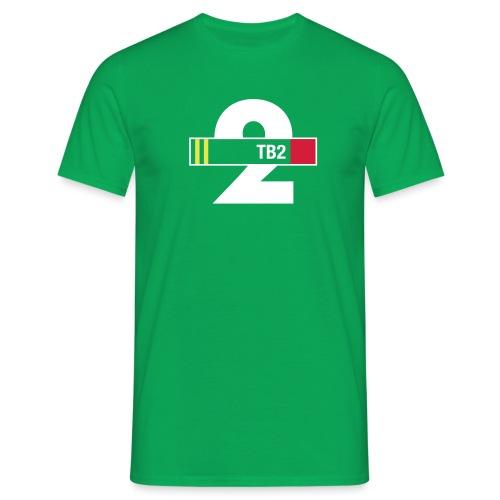 Thunderbird 2 design - Men's T-Shirt